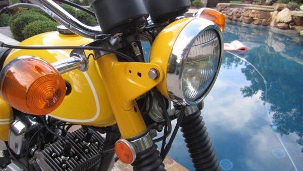 1971 Yamaha HS1B
