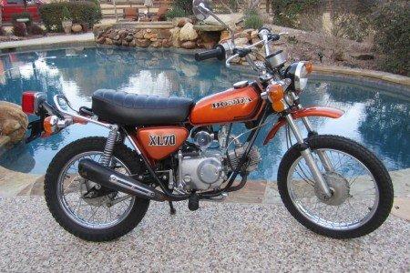 Honda XL70 Parts